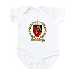 ROI Family Crest Infant Creeper