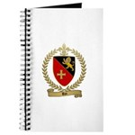 ROI Family Crest Journal
