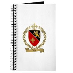 ROI Family Crest Journal