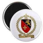 ROI Family Crest Magnet