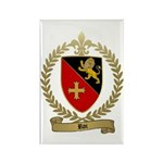 ROI Family Crest Rectangle Magnet