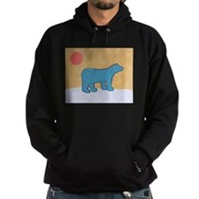 Cute North and south pole Hoodie
