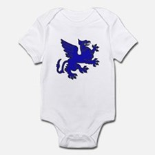 Blue Griffin Infant Bodysuit