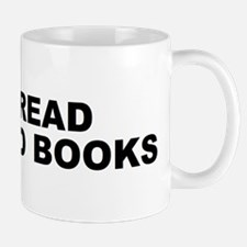 Hard Books Mug