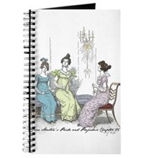 Pride & Prejudice Ch 25 Journal