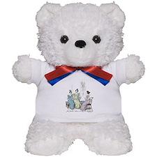 Pride & Prejudice Ch 25 Teddy Bear