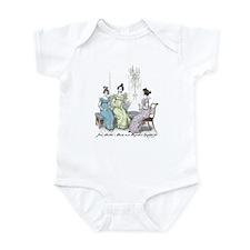 Pride & Prejudice Ch 25 Infant Bodysuit