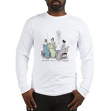 Pride & Prejudice Ch 25 Long Sleeve T-Shirt