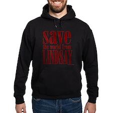 Save Lindsay Hoodie