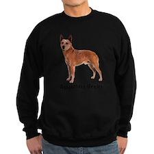Australian Heeler Cattle Dog Sweatshirt