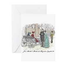 Pride & Prejudice Ch 28 Greeting Cards (Pk of 10)