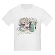 Pride & Prejudice Ch 28 T-Shirt