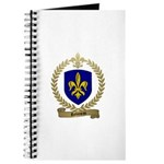 ROBINEAU Family Crest Journal