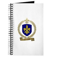 ROBINEAU Family Crest Journal