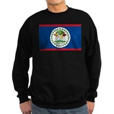 Belize Country Flag Jumper Sweater