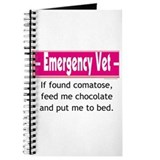 Emergency veterinarian Journals & Spiral Notebooks