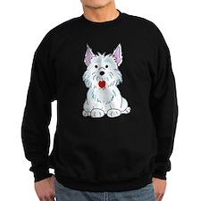 West Highland Terrier Sweatshirt