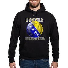 Bosnian Football Hoodie
