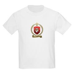 ROBIN Family Crest Kids T-Shirt