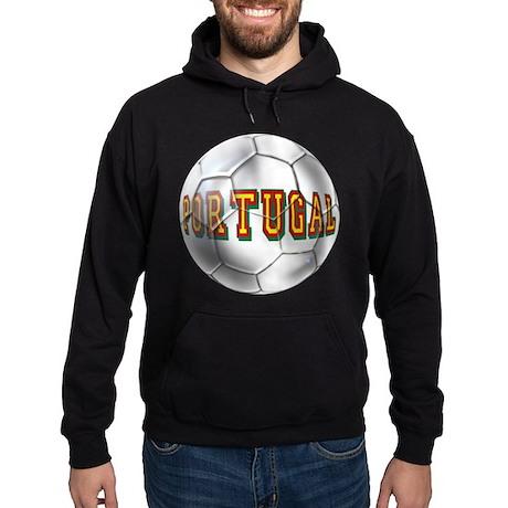 Portugal Football Hoodie (dark)