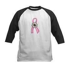 Pink Ribbon, Daisy & Ladybug Tee