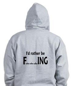 I'D RATHER BE F_ _ _ ING
