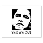 Yes we can / Obama Small Poster