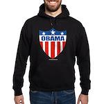 Obama Hoodie (dark)