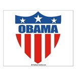 Obama Small Poster