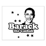 Barack the Casbah Small Poster