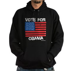 Vote for Obama Hoodie