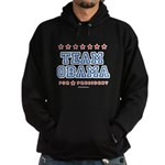 Team Obama Hoodie (dark)