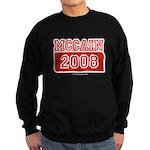 MCCAIN 2008 Sweatshirt (dark)