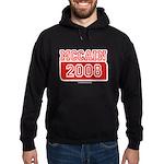 MCCAIN 2008 Hoodie (dark)