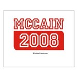 MCCAIN 2008 Small Poster