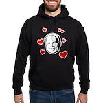 I heart McCain Hoodie (dark)