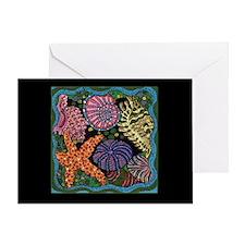Seven Perfect Memories Greeting Card