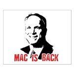 Mac is back Small Poster
