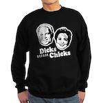 Dicks before Chicks Sweatshirt (dark)