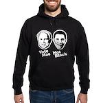 Vote Mac Not Black Hoodie (dark)