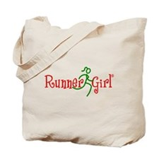 RunnerGirl Tote Bag -rg