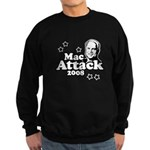 This is McCain Country Sweatshirt (dark)
