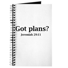 Got Plans? Journal