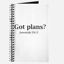 Got Plans? Journal
