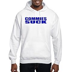 Commies Suck Hoodie