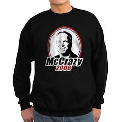 McCrazy 2008 Sweatshirt