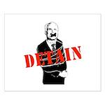 Detain McCain Small Poster