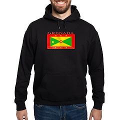 Grenada Grenadian Flag Hoodie