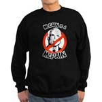 McCain is a McPain Sweatshirt (dark)