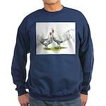 Appenzeller Spitzhaubens Sweatshirt (dark)